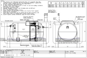 Mechanical Unit Drawing